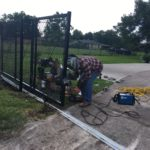 Gates New Installation
